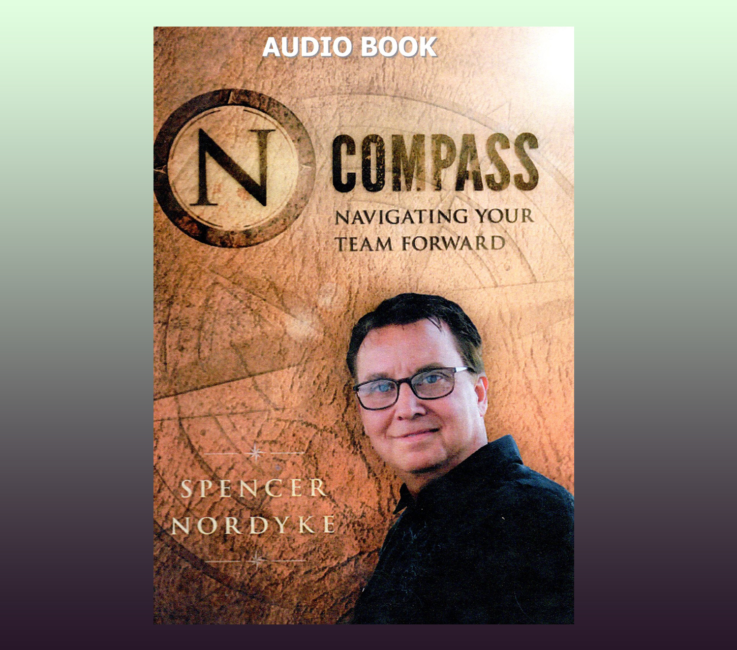 N-Compass Book Audio Book 4- CDs