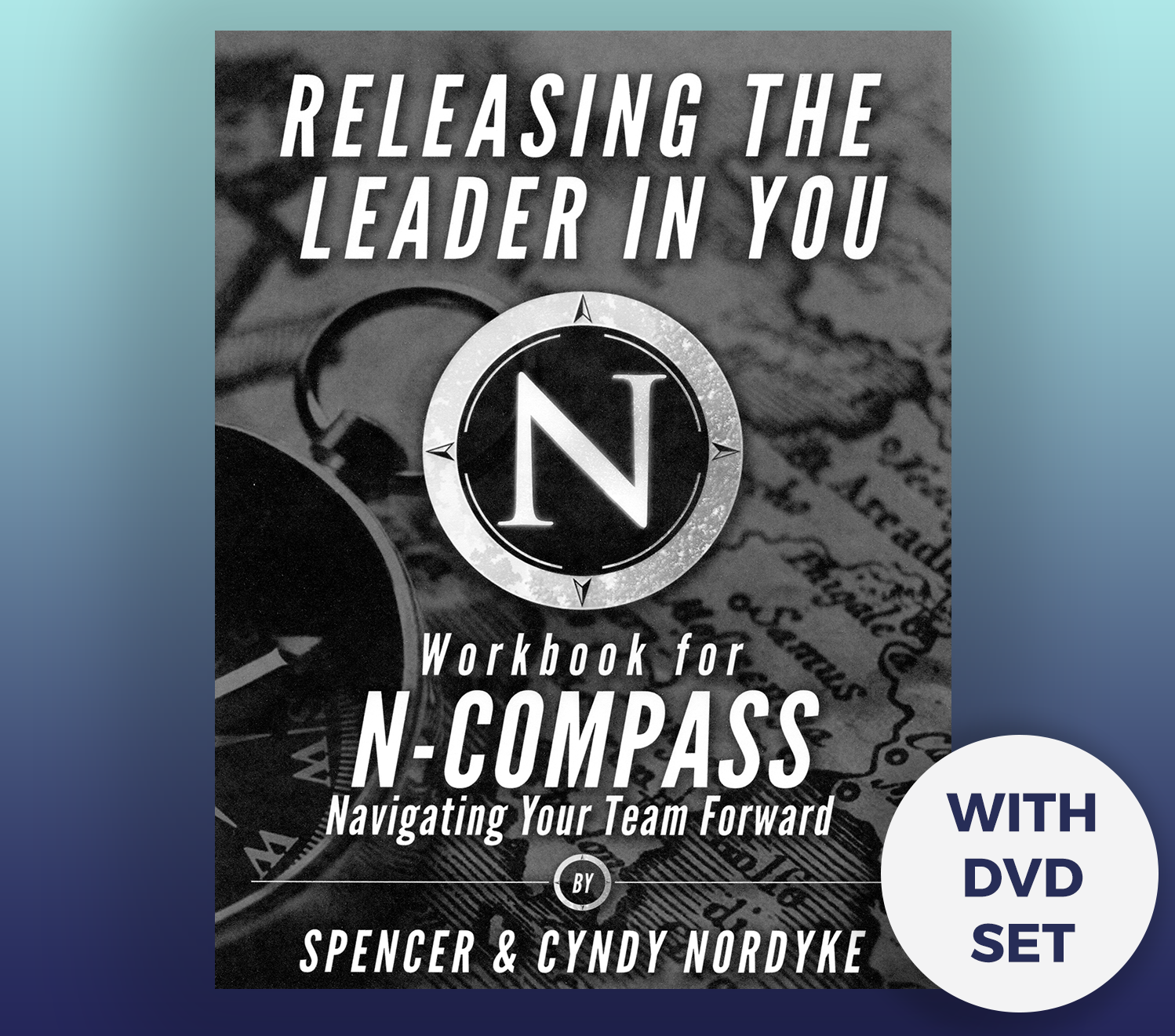 Releasing the Leader in You Notebook & 4 – DVD  set