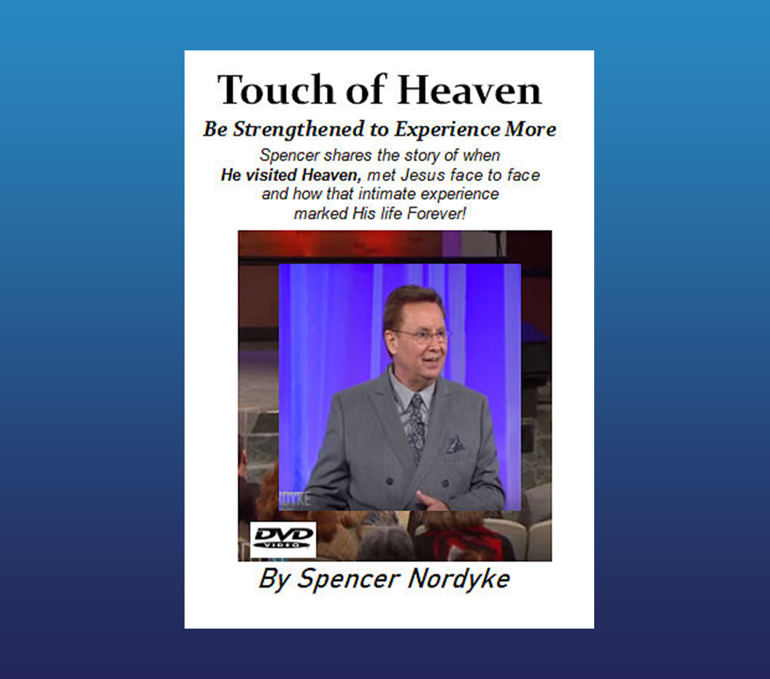 Touch of Heaven  DVD